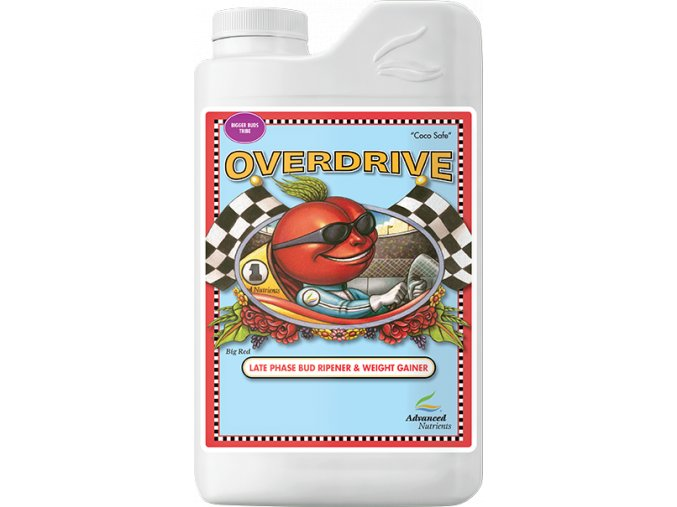 Advanced Nutrients Overdrive Cover