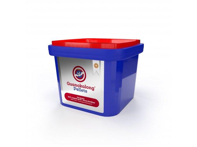 guanokalong bat dung 1kg pellets