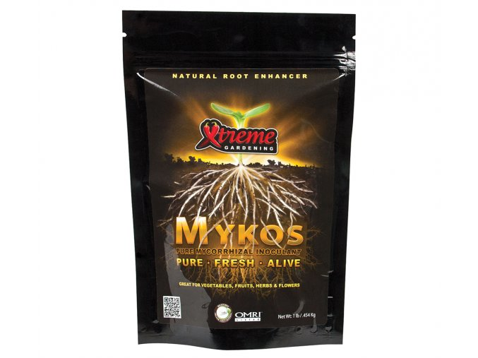 Extreme Gardening Mykos Cover