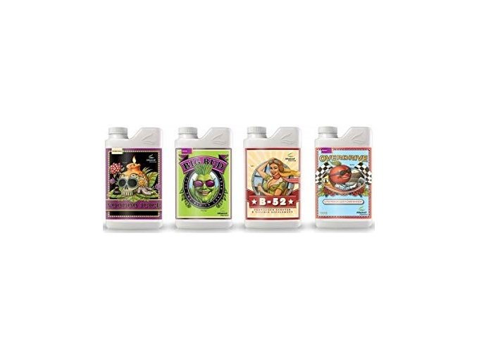 Advanced Nutrients Hobbyist pack 500 ml Cover