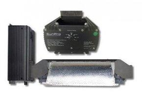 SunPro Complete Fixture HPS 1000W DE  vč. výbojky Cover