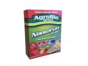Nissorun 10 WP - k hubení škodlivého savého a žravého hmyzu Cover