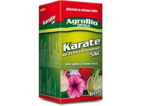 Karate se Zeon technologií 5 CS – k hubení savého hmyzu Cover