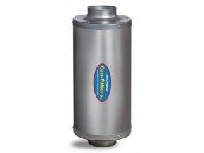 Can průběžný filtr 1000 m3/h, příruba 200 mm Cover