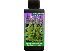Growth Technology Herb Focus Cover