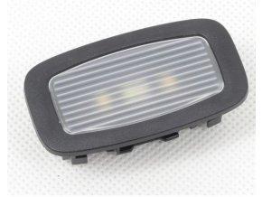 12V/ 0,7W LED svítidlo vestavné, 4x LED Cover