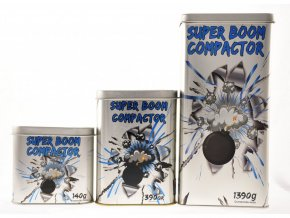 Super Boom Compactor Solid Cover