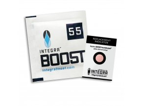 Integra Boost 8g, 55% vlhkost, 1ks Cover