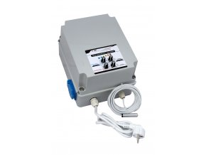 GSE Step transformer 2A - vlhkost/teplota/hystereze pro 1 ventilátor Cover