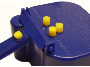 Autopot žluté silikonové těsnění Cover