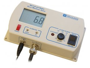 Milwaukee MC110, pH monitor Cover