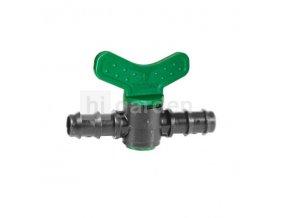 Irritec PE regulační ventil průběžný 16 mm