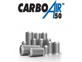 CarboAir 500, 125mm, 500m3/h Cover