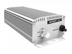 GENT Parseq 600W, kompaktní digitální předřadník Cover