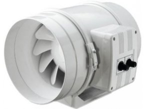Ventilátor TT 125 U, 280 m3/hod