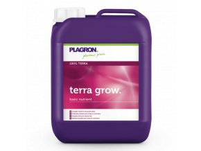 Plagron Terra Grow  + K objednávce odměrka zdarma