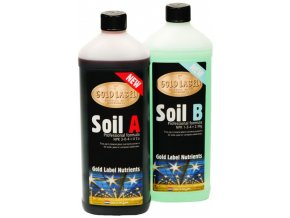 Gold Label Soil A+B