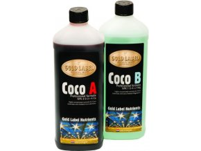 Gold Label Coco A+B Cover
