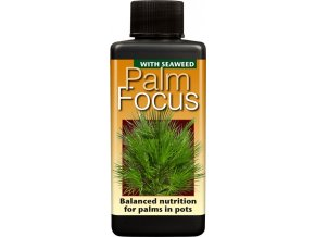Growth Technology Palm Focus