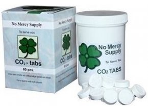 2568 no mercy suppy co2 tabs 60ml