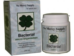 No Mercy Bacterial, 200ml Cover