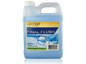Grotek Final Flush Regular Cover
