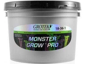 Grotek Monster Grow Pro  + Odměrka k objednávce Zdarma