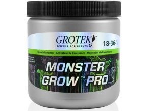 Grotek Monster Grow Pro Cover