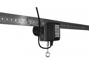 Pojezd na lampy,délka 2,2m, 220V, 12W, nosnost 15kg Cover