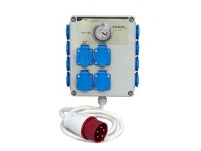 2762 1 timer box ii 12x600w front 3phase