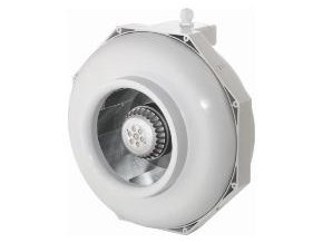 Ruck RKW 125L, 350 m3/h, 125 mm, 65 W, regulace termostatem Cover