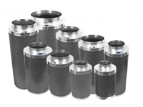INLINE Phresh Filter 500 PRO,50cm,500m3/hod,125mm Cover