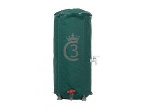 FlexTank gumový,skládací, objem 225L Cover