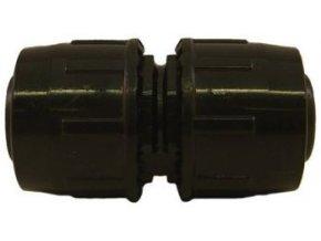 Spojka PE hadice typ I, 20mm, svěrná Cover