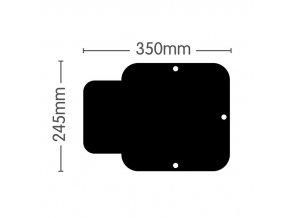 AutoPot 1Pot systém 80 květníků vč. 750L Flexitank Cover
