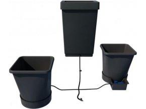 AutoPot 1Pot XL systém 2 květníky vč. 47L plastová nádrž Cover