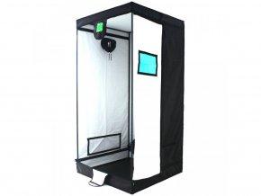 BudBox PRO L200 100x100x200 cm - bílý Cover