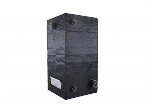 BudBox PRO L200 100x100x200 cm - stříbrný Cover