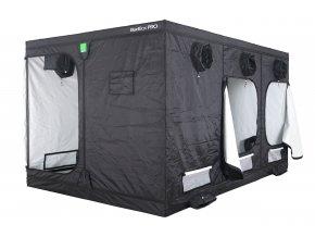 BudBox PRO Titan II 360x240x200 cm - bílý Cover