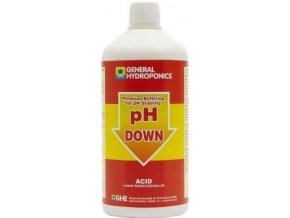 pH down 1L Cover