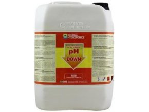 pH down 10L Cover