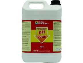 pH down 5L Cover