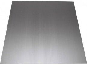 Stříbrný horní kryt pro GN100