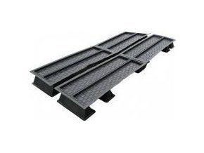 2,4m Multi-duct 244cm x 94cm x 6,5cm x 4 Cover
