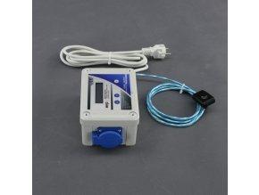 Malapa digitální hygrostat s regulací výkonu (min a max) pro odtah/ přítah MHJ2 Cover