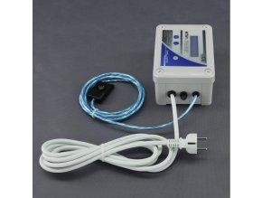 Malapa KOMBINOVANÝ digitální termostat s hygrostatem a regulací výkonu (min a max) pro odtah/ přítah MTH1 Cover
