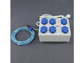 Malapa přídavná rozvodnice (2+1+1) 230V MZP1 Cover