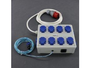 Malapa přídavná rozvodnice (8+2+1) 400V MZP2 Cover
