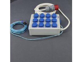 Malapa přídavná rozvodnice (12+2+1) 400V MZP3