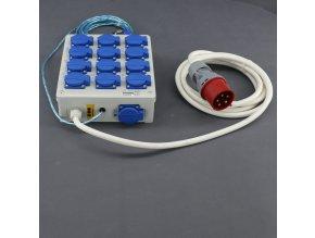 Malapa přídavná rozvodnice (12+2+1) 400V MZP3 Cover